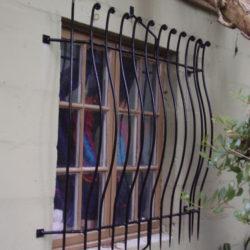 Burglar Bars Ref 10