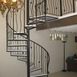 Spiral Stairs Ref 9